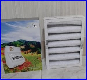 ส้กรองเครื่องฟอกอากาศ Bios Life Air ประสิทธิภาพสูงจากอเมริกา สำหรับเครื่อง Bios Life Home