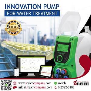 โดสซิ่งปั๊ม นวัตกรรมใหม่จาก EMEC