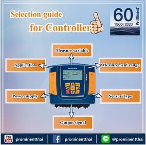 เลือก Controller อย่างไรให้เหมาะสมกับการใช้งาน